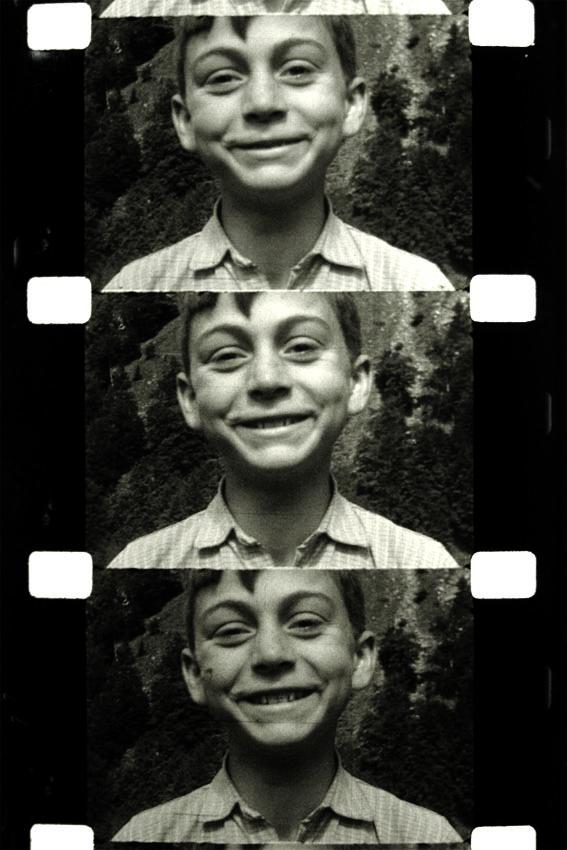 Esempio di pellicola 16mm